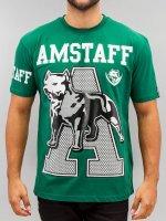 Amstaff T-Shirt Alador green