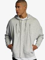 Bangastic Zip Hoodie AE463 Oversize gray
