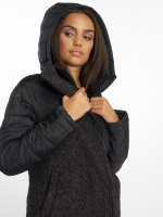 Bench Lightweight Jacket Asymmetric black