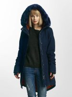 Bench Winter Jacket New blue