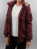 Bench Winter Jacket Programme red