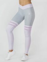 Beyond Limits Leggings/Treggings Overknee gray