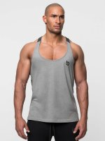 Beyond Limits Tank Tops Selected Stringer gray