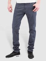 Carhartt WIP Straight Fit Jeans Greeley Rebel gray