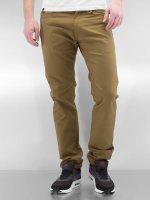 Carhartt WIP Straight Fit Jeans Hamilton khaki