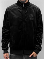 CHABOS IIVII Lightweight Jacket Core Velour Samt black