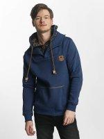 Cipo & Baxx Pullover Double Collar indigo