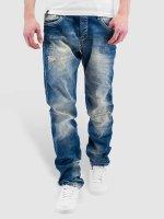 Cipo & Baxx Straight Fit Jeans Avenio blue