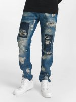 Cipo & Baxx Straight Fit Jeans Mojo blue