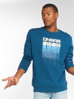 Dangerous DNGRS Pullover DripCity blue