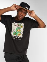 Dangerous DNGRS T-Shirt Snake black