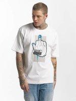 Dangerous DNGRS T-Shirt Greeting white