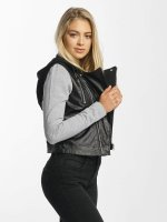 DEF Leather Jacket Mysie black