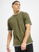 DEF T-Shirt Basic olive
