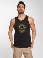 Deus Maximus Tank Tops Honor black