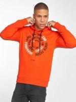 Jack & Jones Hoodie jcoBooster orange