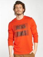 Jack & Jones Pullover jcoBlock orange