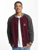 Just Rhyse College Jacket Chitina red