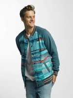 Just Rhyse College Jacket Bell Springs turquoise