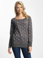 Just Rhyse Pullover Christmas Tree gray
