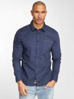 Khujo Shirt Savvy blue