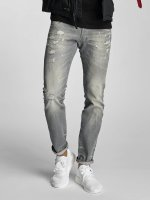 Le Temps Des Cerises Straight Fit Jeans 711 Mark gray