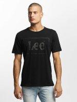 Lee T-Shirt Lee black
