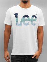 Lee T-Shirt Seasonal Logo white