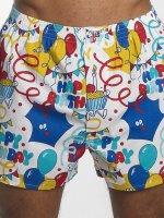 Lousy Livin Boxer Short Happy Birthday colored