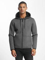 Mavi Jeans Cardigan Zip Up gray