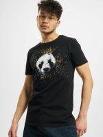 Merchcode T-Shirt Desiigner Panda black
