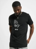 Mister Tee T-Shirt Dark Pray black