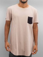 NEFF T-Shirt Bosley Pocket beige