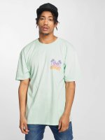 NEFF T-Shirt Go Away Wash green