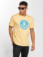 NEFF T-Shirt Smiley yellow