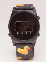 NEFF Watch Daily Digital black