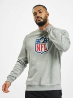 New Era Pullover Team Logo gray