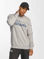 New Era Pullover New England Patriots gray
