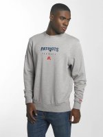 New Era Pullover Team Apparel New England Patriots gray