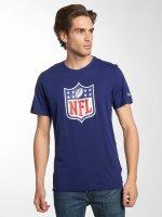 New Era T-Shirt NFL Generic Logo Lightweight blue