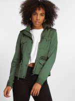 Noisy May Lightweight Jacket nmTrine green