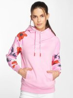 Only Hoodie onlAwesome pink