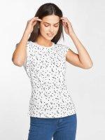 Only T-Shirt onlBone Liva white