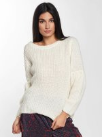 Pieces Pullover pcJessi white