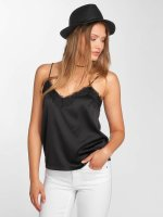 Pieces Top pcIndie Slip black