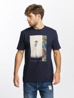Quiksilver T-Shirt Classic Meridian blue