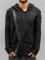 Red Bridge Cardigan Oslo black