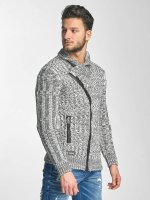 Red Bridge Cardigan Thimphu gray