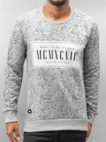 Red Bridge Pullover Born To Be Famous gray