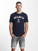 Rocawear T-Shirt Logo blue